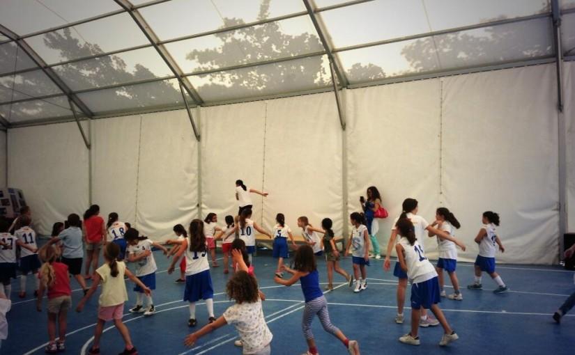 Liceo Europeo se viste de corto para celebrar el Día del Deporte