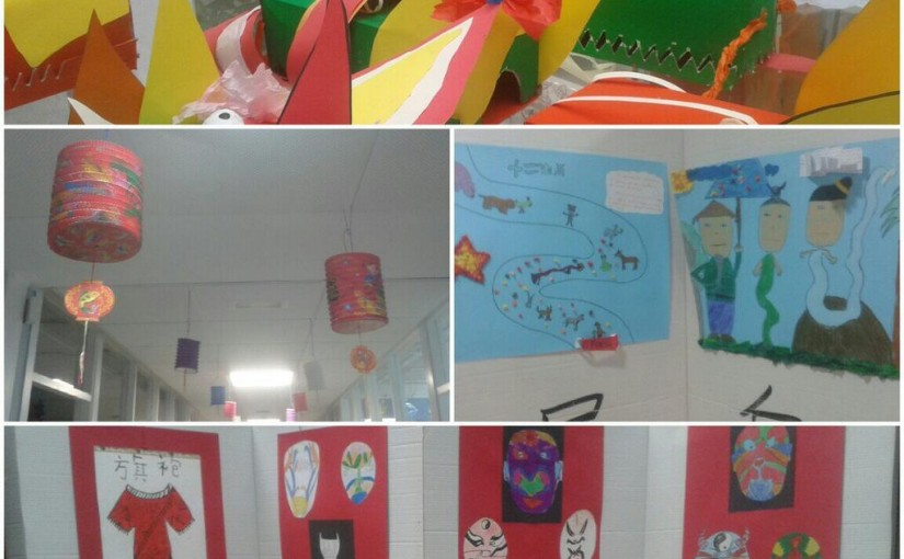Festival de chino en Liceo Europeo