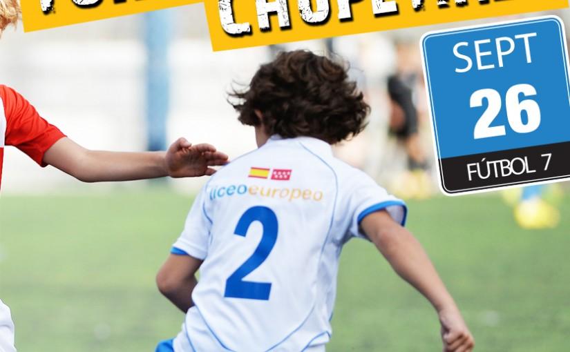 Torneo de Fútbol 7 Chupetines