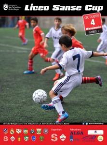 I Torneo Benjamín Liceo Sanse Cup