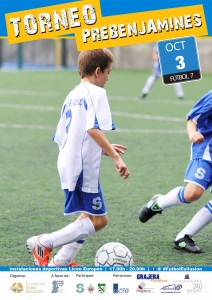 Torneo de Fútbol 7 Prebenjamines