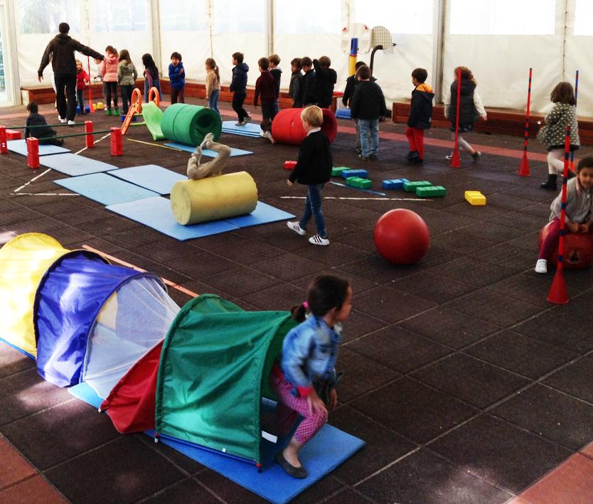 Día del Deporte de Liceo Europeo