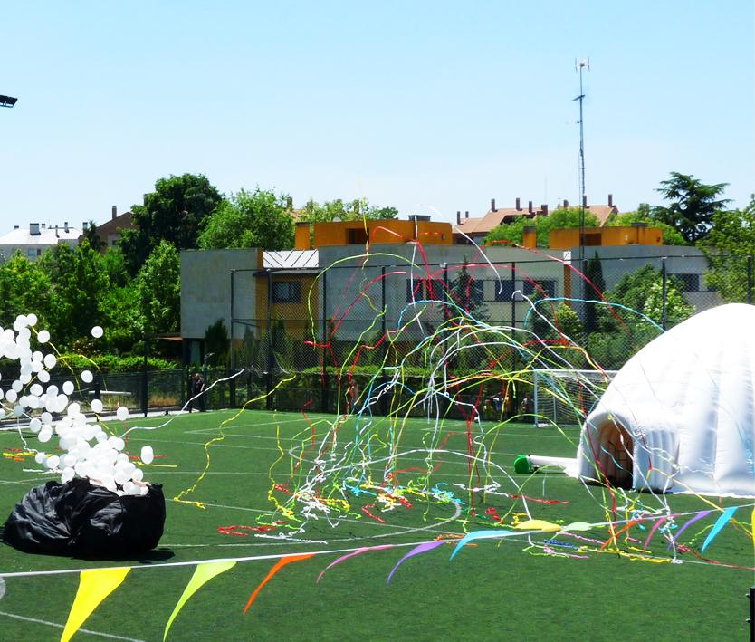 Fiesta Fin de Curso de Liceo Europeo