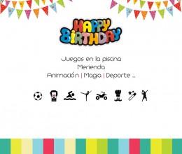 Cumpleaños en Liceo Europeo