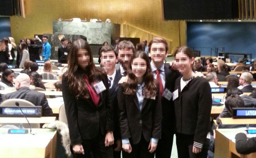 Change the World Model United Nations (CWMUN)