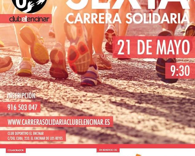 6ª Carrera Solidaria El Encinar