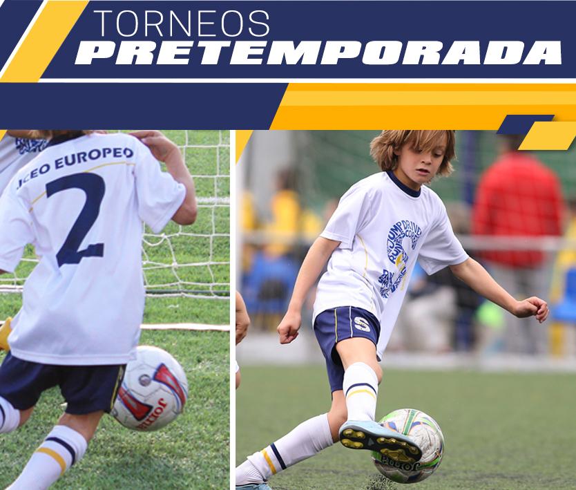 Torneos Fútbol Pretemporada