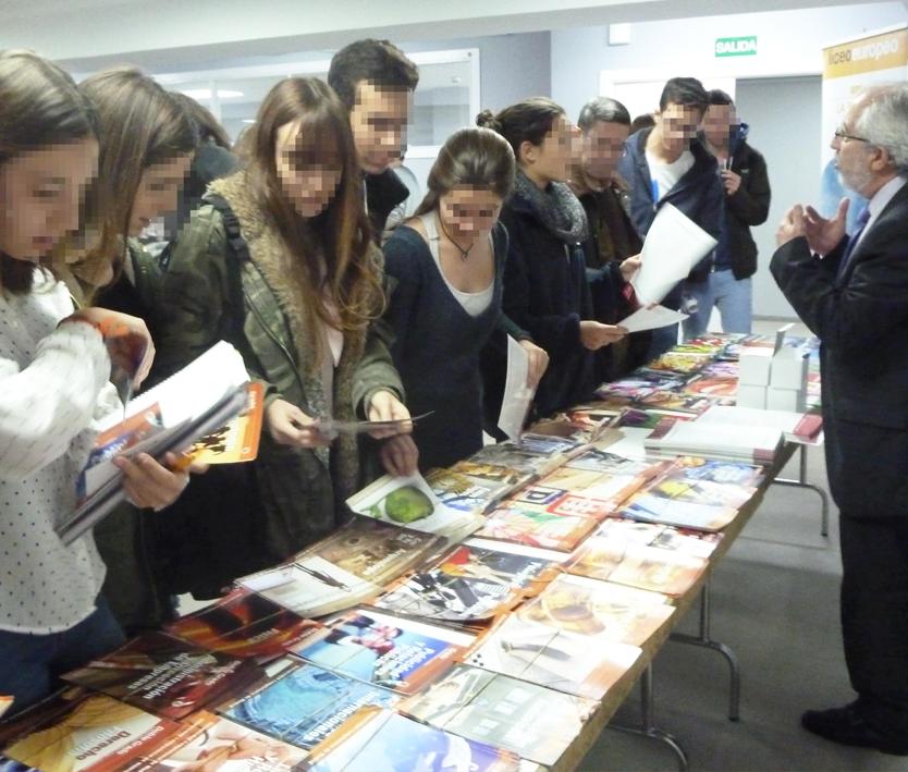 Feria Univerisdades Liceo Europeo