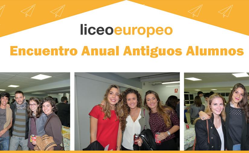 Encuentro Anual de Antiguos Alumnos 2017