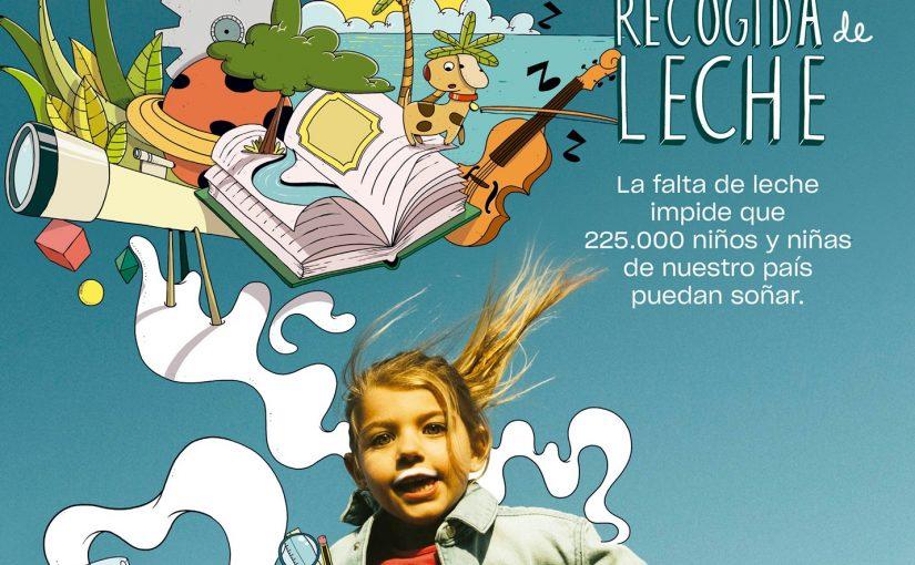 Liceo Europeo participa de nuevo en la campaña 'Ningún niño sin bigote'